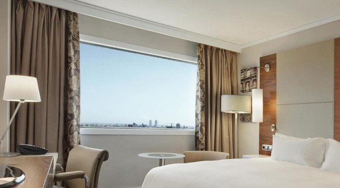 Hilton Barcelona 4*