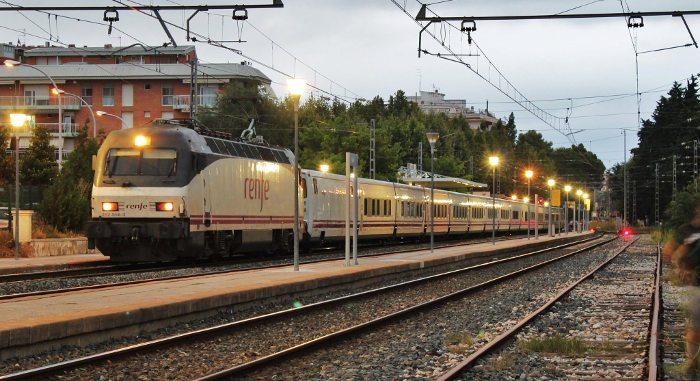 Поезд Барселона – Салоу