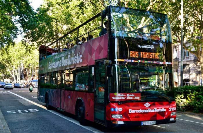 Бас Туристик Барселона