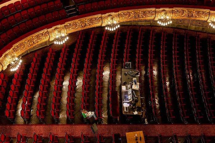 Театр Лисеу: история