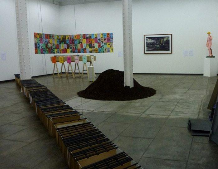 Выставка в Estrany-de la Mota
