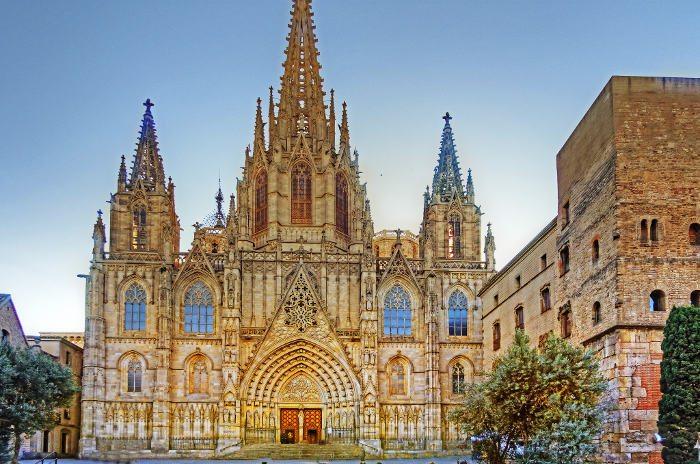 Бесплатные достопримечательности Барселоны: Равальский кот