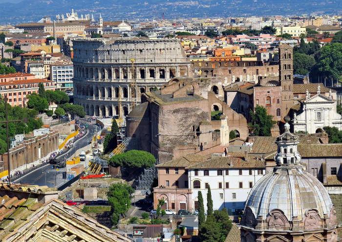 Барселона - Рим: как добраться