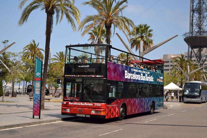 Туристический автобус Bus Turistic