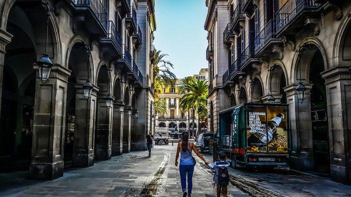 Барселона: туризм в городе от А до Я