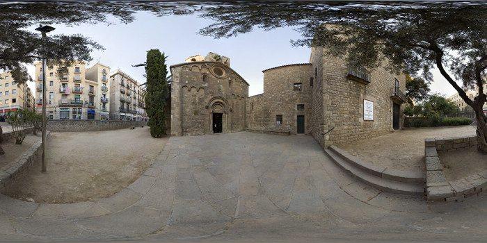 Монастырь Сан Пау де Камп