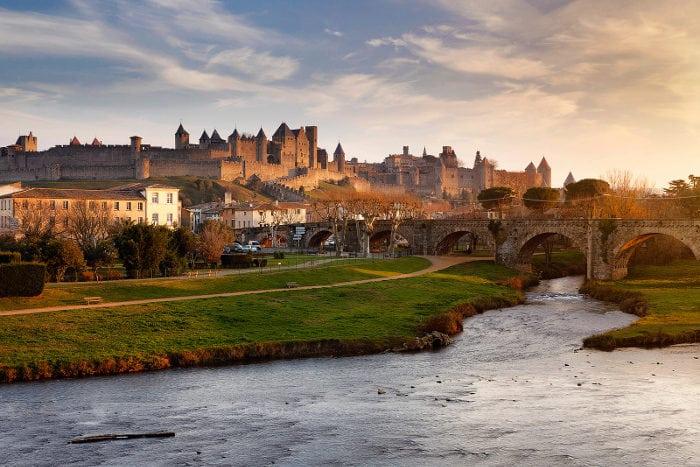 Из Барселоны во Францию: средневековый Каркасон