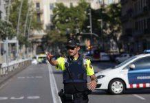 Опасные районы Барселоны