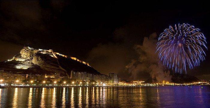 Праздники Каталонии: Международный конкурс фейерверков в Таррагоне