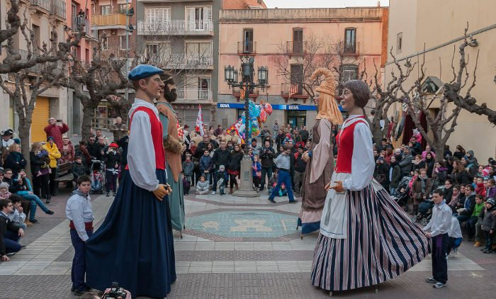 Зимний фестиваль Сан-Висенс в Кабрера-де-Мар