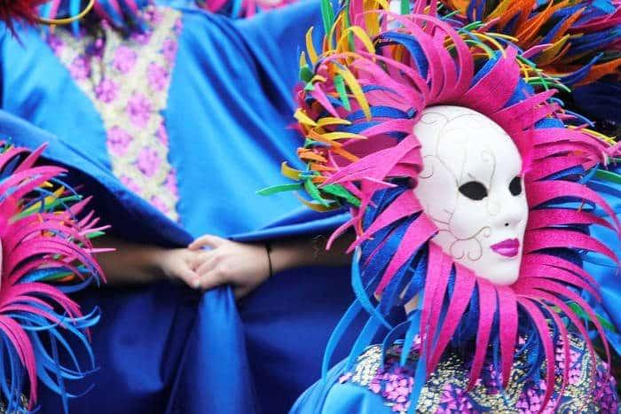 Праздники Каталонии: Карнавал в Сан-Фелиу-де-Гишольс