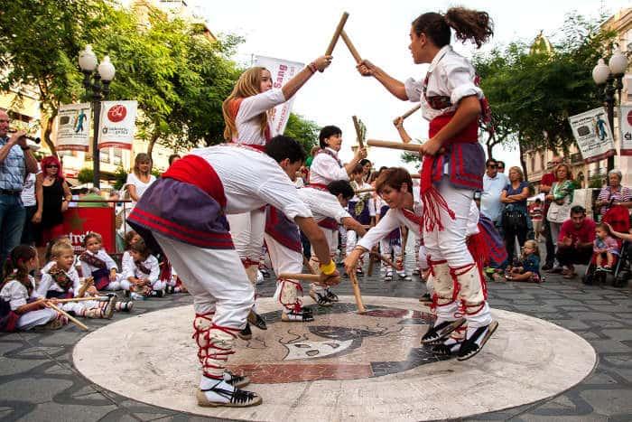 Праздники Каталонии: Санта-Текла в Таррагоне