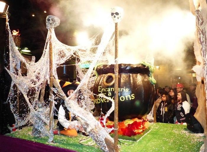 Праздники Каталонии: Карнавал в Виланова-и-ла-Желтру