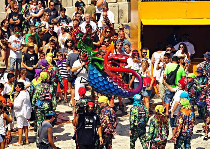 Fiesta Mayor del Casco Antiguo