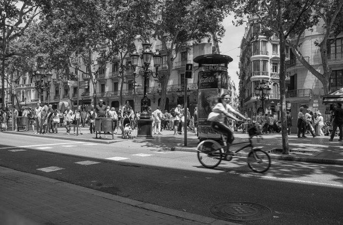 Ла Рамбла: коротко об истории