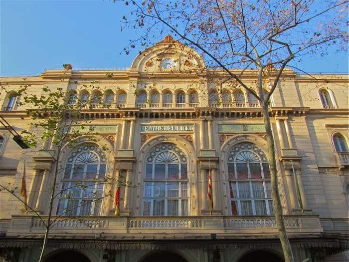 Гран-Театр Лисео