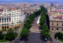Рамбла Барселона