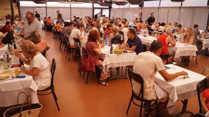 Рядом с Барселоной: Restaurante Europa Barbacoa
