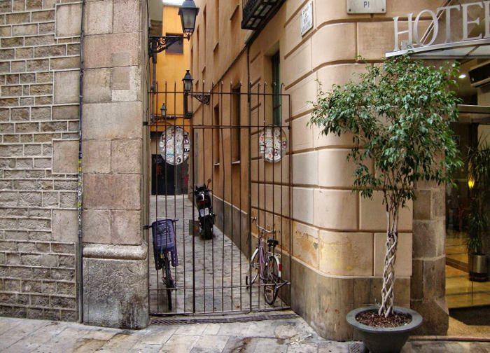 Проспект Параллель в Барселоне