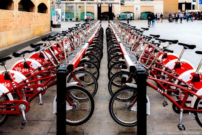 Сервис проката велосипедов BiCiNg