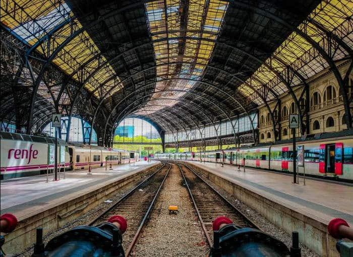 Французский вокзал