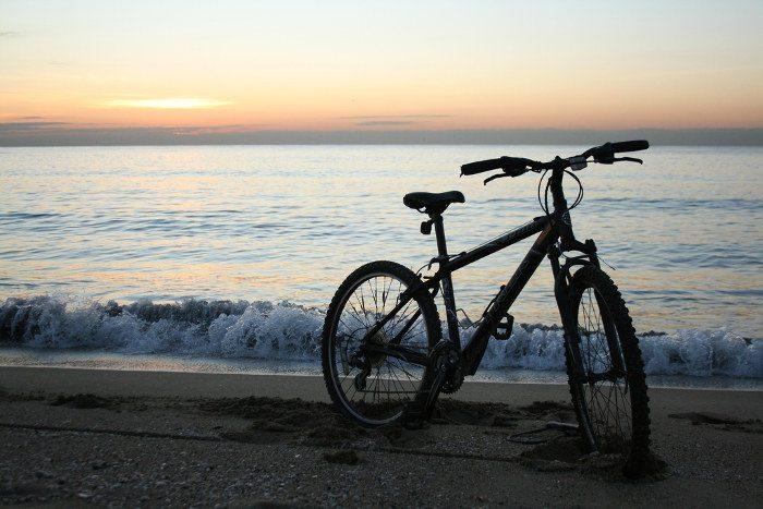 Велосипеды в Барселоне: маршрут «Пляжный»