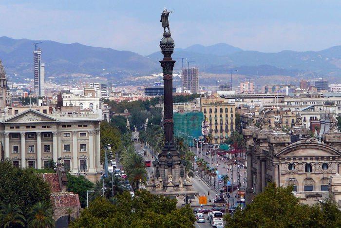 Площадь Христофора Колумба