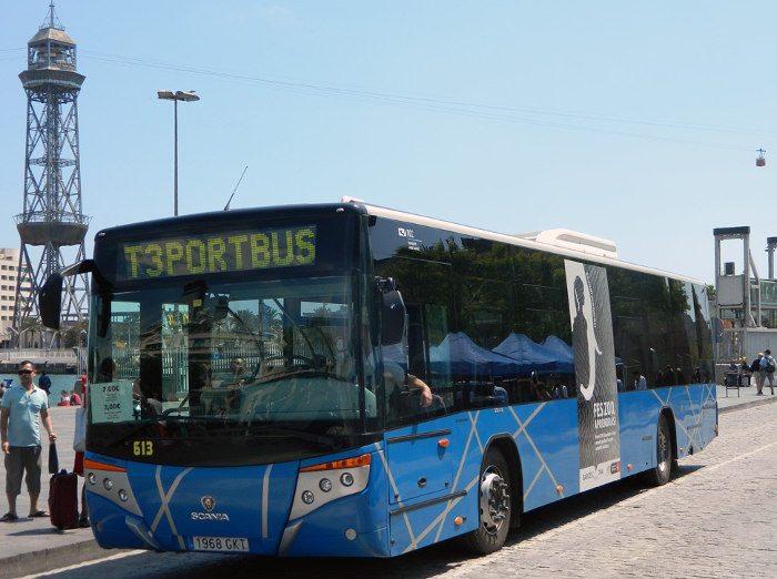 Автобус-шаттл T3 PortBus