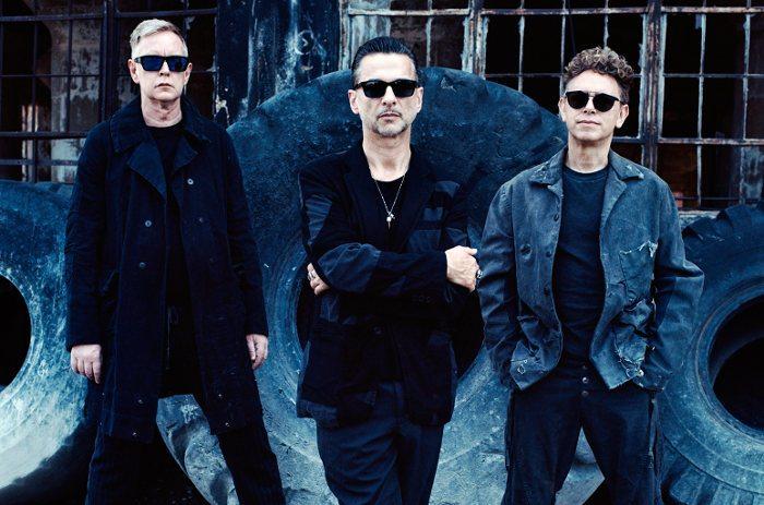 Концерт Depeche Mode в Барселоне: