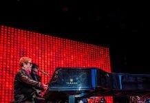 Концерт Elton John в Барселоне