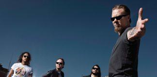 Концерт Metallica в Барселоне