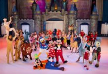 Ледовое шоу «Disney on Ice. A magical world»