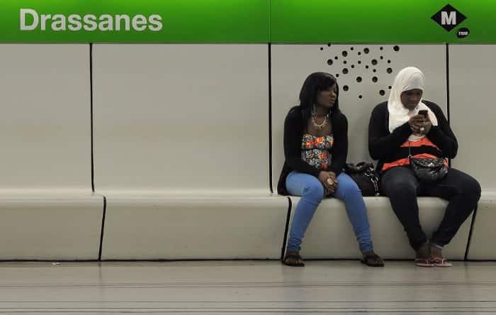 Станция метро «Drassanes»