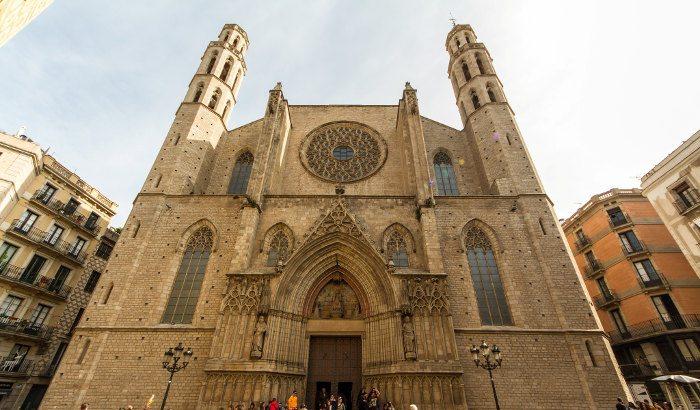 Церковь на площадь Пи
