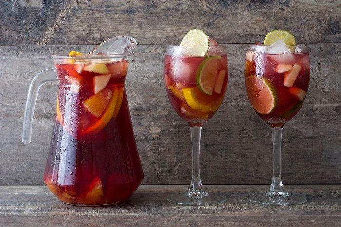 Рецепт сангрии на фруктовом вине — photo 8