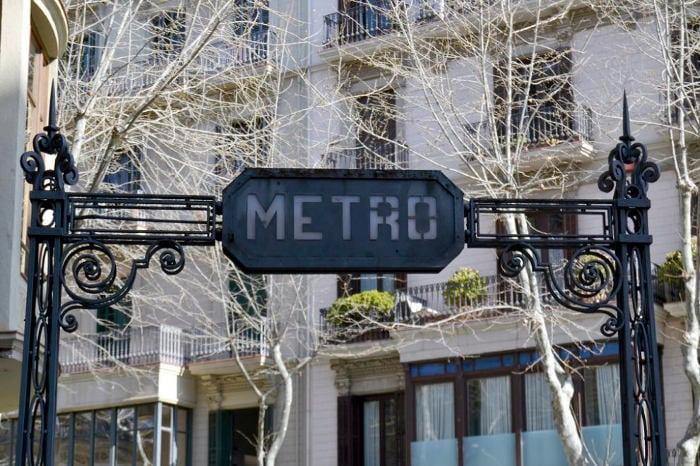 Сколько стоит метро в барселоне