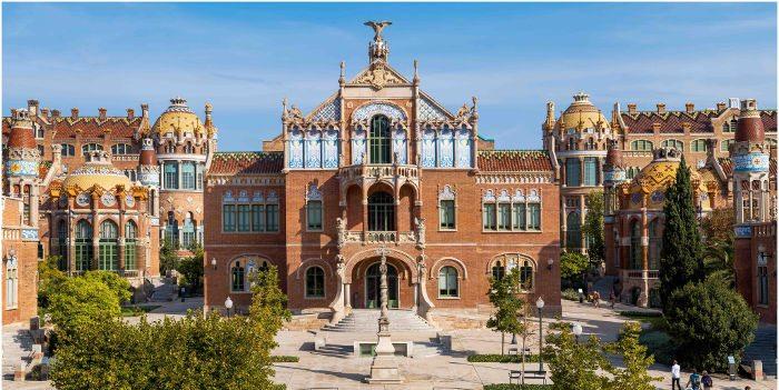 Госпиталь Святого Креста и Святого Павла