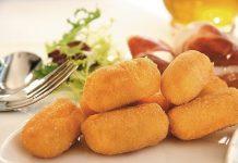 Картофельные крокеты: традиционное блюдо