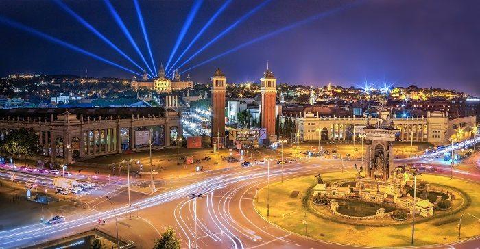 Барселона - город в Испании. Информация для туриста