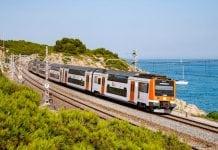 Из Барселоны в Мадрид на поезде