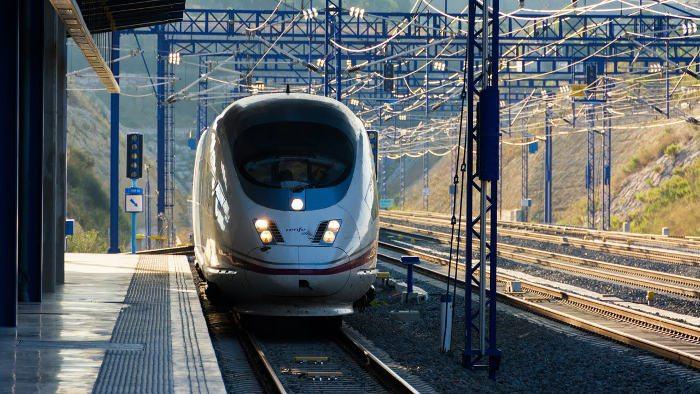 Купить билет поезд из барселоны в мадрид мюнхен зальцбург поезд купить билет
