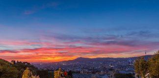 Конец лета в Барселоне