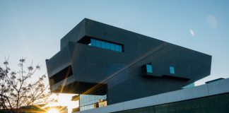 Музей дизайна в Барселоне: Disseny Hub