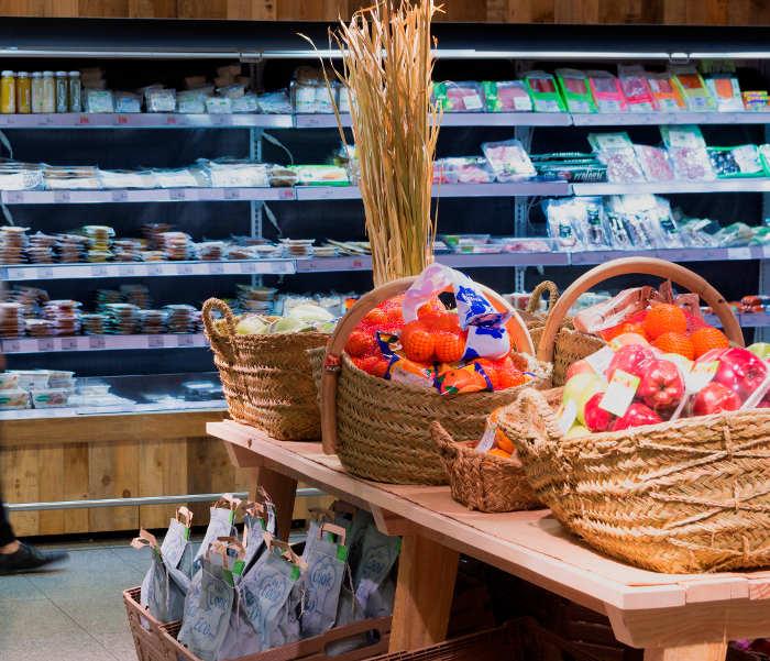 Супермаркеты в центре Барселоны: El Corte Inglés