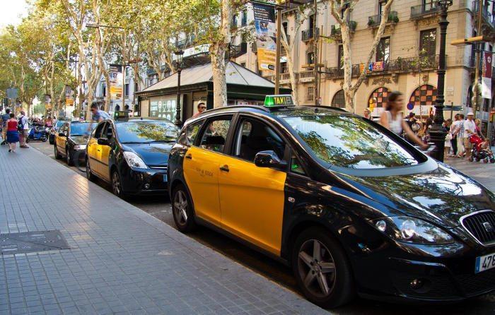 Трансфер «Барселона-Салоу»: Такси