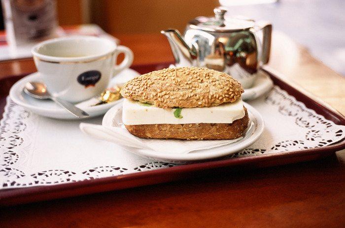 Завтрак в «Farggi»