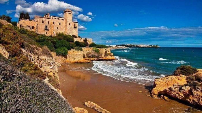Побережье Каталонии