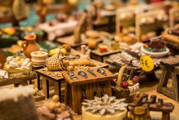 Сувениры в Барселоне на Лас Рамблас