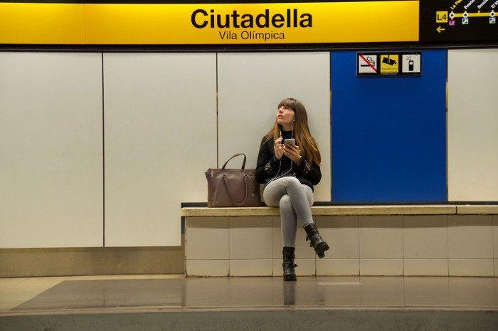 Маршрут по Барселоне: использование метро