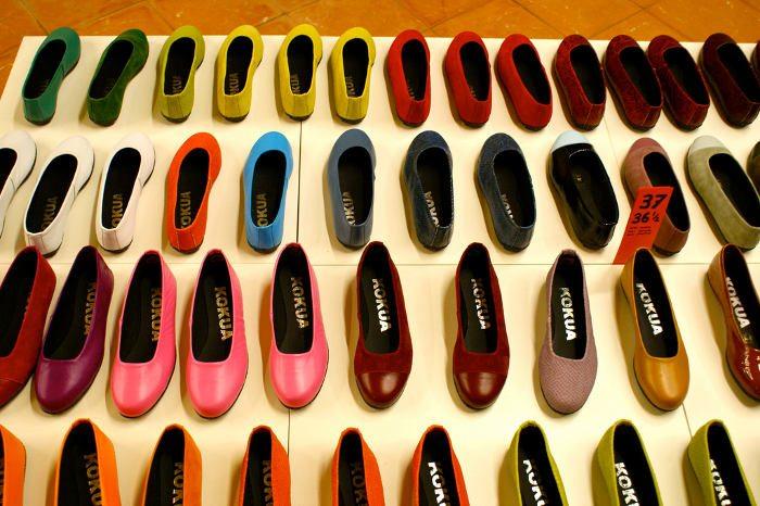 Обувь для девушек: балетки Kokua